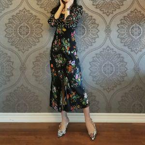 NWOT Rixo London silk dress